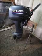 Лодка пвх Gladiator-B370 с мотором SEA-PRO T9.9