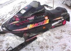 BRP Ski-Doo Mach Z, 1995
