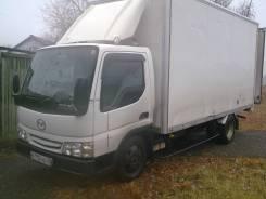 Mazda Titan. Продаётся грузовой фургон мазда-титан 2002г, 4 600куб. см., 3 000кг., 4x2