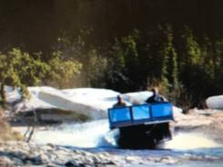 SJX Boats водометный катер