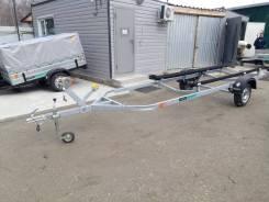 Прицеп лодочный, для лодки, катера, яхты до 5.5 метра Атлетик