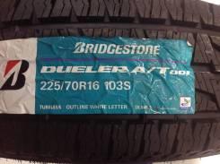 Bridgestone Dueler A/T 001, 225/70R16 103S Made in Japan