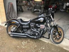 Harley-Davidson Dyna Low Rider S FXDLS, 2016