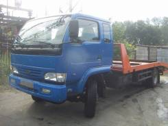 Продам эвакуатор 5 тонн Yuejin 1080