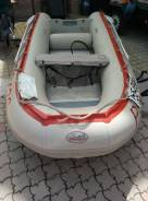 Лодка ПВХ Баджер HSD 360