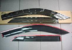 Дефлекторы окон ( ветровики ) Toyota Fortuner AN160 2015-