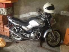 Yamaha YBR 125, 2012