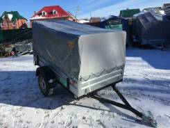 Прицеп для снегохода, квадроцикла, груза Атлетик