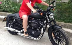 Harley-Davidson Sportster Iron 883 XL883N, 2013