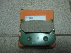 Колодки тормозные задние Mazda, Ford Nisshinbo PF5238