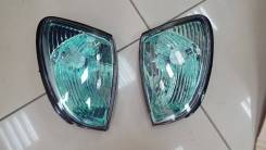 Габарит передний Lexus LX470 98-07 зеленоватый оттенок