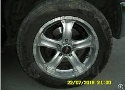 Колёса 275/60-20 Tundra, Sequoia, LX 470 570, Land Cruiser 100 105 200