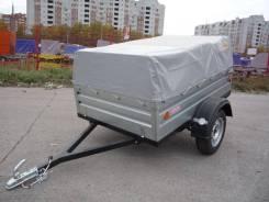 Легковой прицеп Атлетик полу-удлиненный 2200Х1270Х420 г. Тольятти