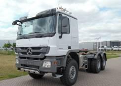 Куплю полноприводный тягач Scania, Mercedes, Volvo, Iveco 6x6.
