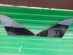 Стекло кузова боковое (собачник) заднее LADA 2112