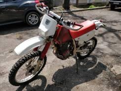 Honda XR 250, 1990