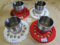 Адаптеры для спицевых дисков. Крепежи. PCD: 5x100 5x108 5x114.3 (А014)