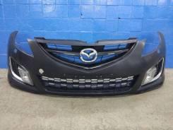 Mazda 6 07-10 (GH) Sport Бампер передний в сборе GS1M50031GBB