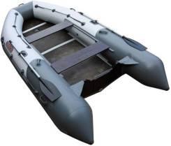 Лодка Резиновая SMK 310 LE с мотором Partnot 8 л. с