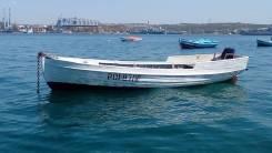 Прогулочное судно для отдыха и рыбалки моторный ял-6