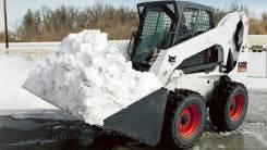 Новый снеговой ковш на мини-погрузчик в наличии в Москве