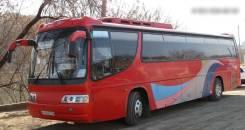 Запчасти на автобус Daewoo