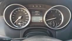 Щиток приборов на Mercedes-Benz GL-Class