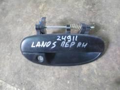 Ручка наружная двери передней правая Chevrolet Lanos 2004-2010
