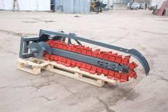 Новый траншеекопатель на мини погрузчик бобкэт в наличии в Москве