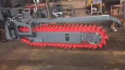Новый траншеекопатель на мини погрузчик John Deere в наличии
