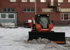 Новый отвал на мини погрузчик case в наличии санкт-петербург