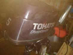 Лодочный мотор Tohatsu 5 S новый