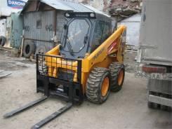 Новые грузовые вилы на минипогрузчик бобкэт в наличии санкт-петербург