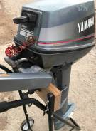 Лодочный мотор Yamaha 8С из Японии