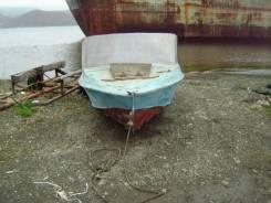 Продам лодку алюминивую