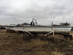 Катер на подводных крыльях «Волга»