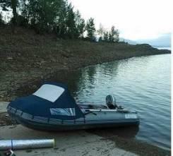 Лодка Флагман 380 (бронирован)