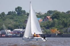 Продам парусную лодку АЛ550