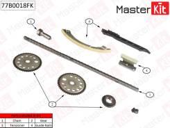 Комплект цепи ГРМ Opel Vectra, Insignia, Alfa Romeo. MasterKit (Италия
