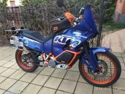 KTM 990 Adventure, 2012