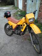 Yamaha DT125, 1985