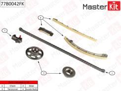 Комплект цепи ГРМ Honda CR-V, Accord, Edix K20A. MasterKit (Италия)