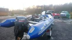 Rib риб skyboat4400RL Yamaha 30 hwcs Эхолот Тент