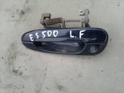 Ручка двери передняя наружная левая mazda eunos 500