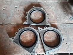 Лобовина двигателя задняя