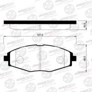 Колодки тормозные дисковые Avantech AV049