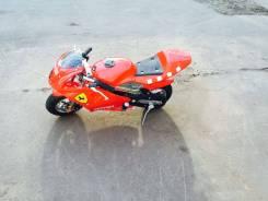 Mini moto, 2018