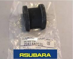 Втулка стабилизатора. Subaru: Impreza WRX, Forester, Legacy, Impreza, Outback, Impreza WRX STI, XV, Exiga, Legacy B4 EJ255, EE20Z, EJ204, EJ205, EJ20A...