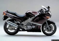 Kawasaki ZZR 400.1998 В разбор