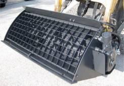 Новый ковш для бетона на минипогрузчик bobcat в наличии москва
